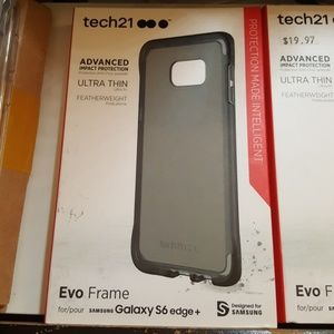 3 cases tech21 for samsung galaxy s6 edge plus new